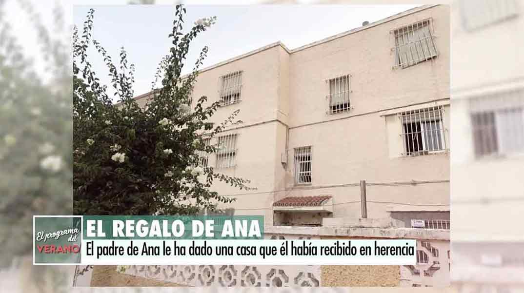 Ana Soria casa