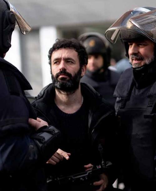 'Antidisturbios' se verá completa y en primicia en San Sebastián