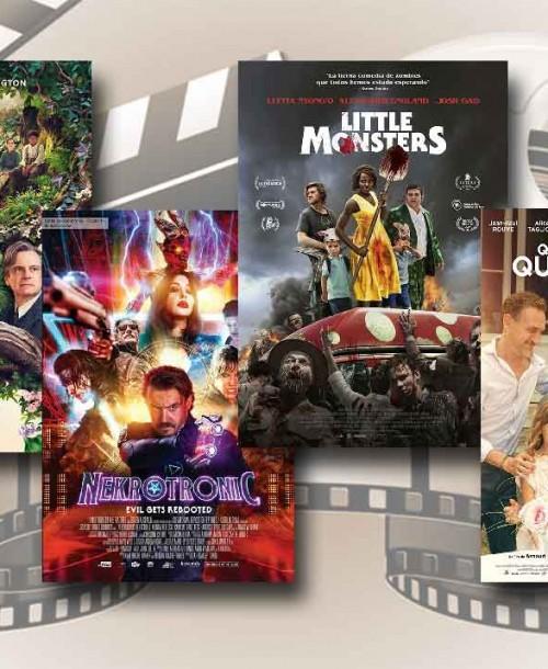 Estrenos de Cine de la Semana… 14 de Agosto 2020
