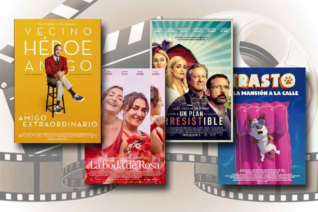 Estrenos de Cine de la Semana… 21 de Agosto 2020