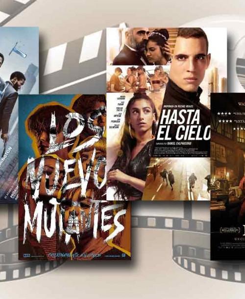 Estrenos de Cine de la Semana… 28 de Agosto 2020