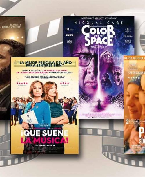 Estrenos de Cine de la Semana… 7 de Agosto 2020