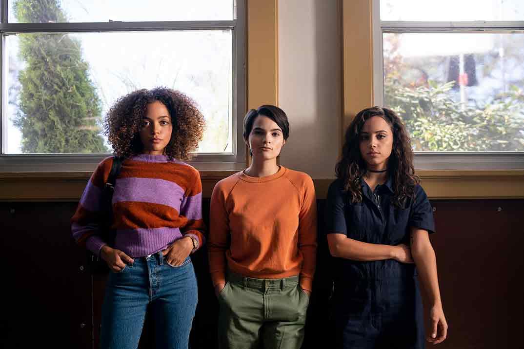 'Cleptómanas', estreno en Netflix de la Segunda Temporada