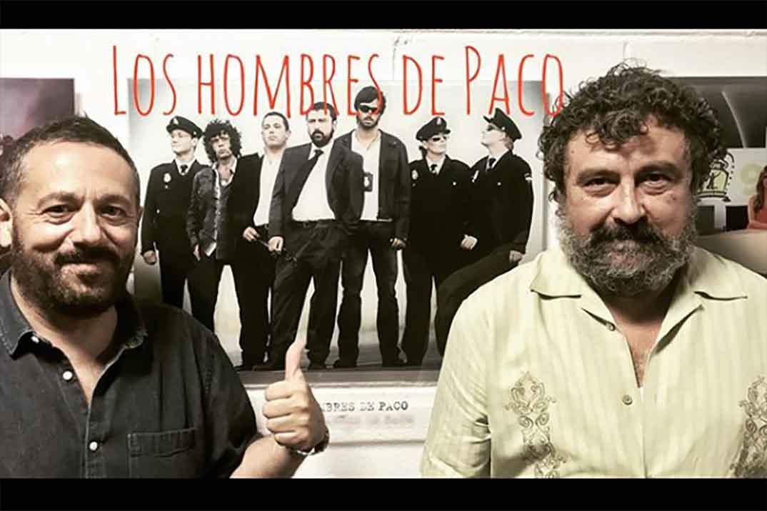 Primera imagen del regreso de 'Los hombres de Paco'