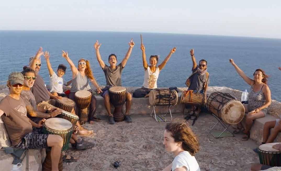 Viajeros Cuatro - Ibiza © Mediaset