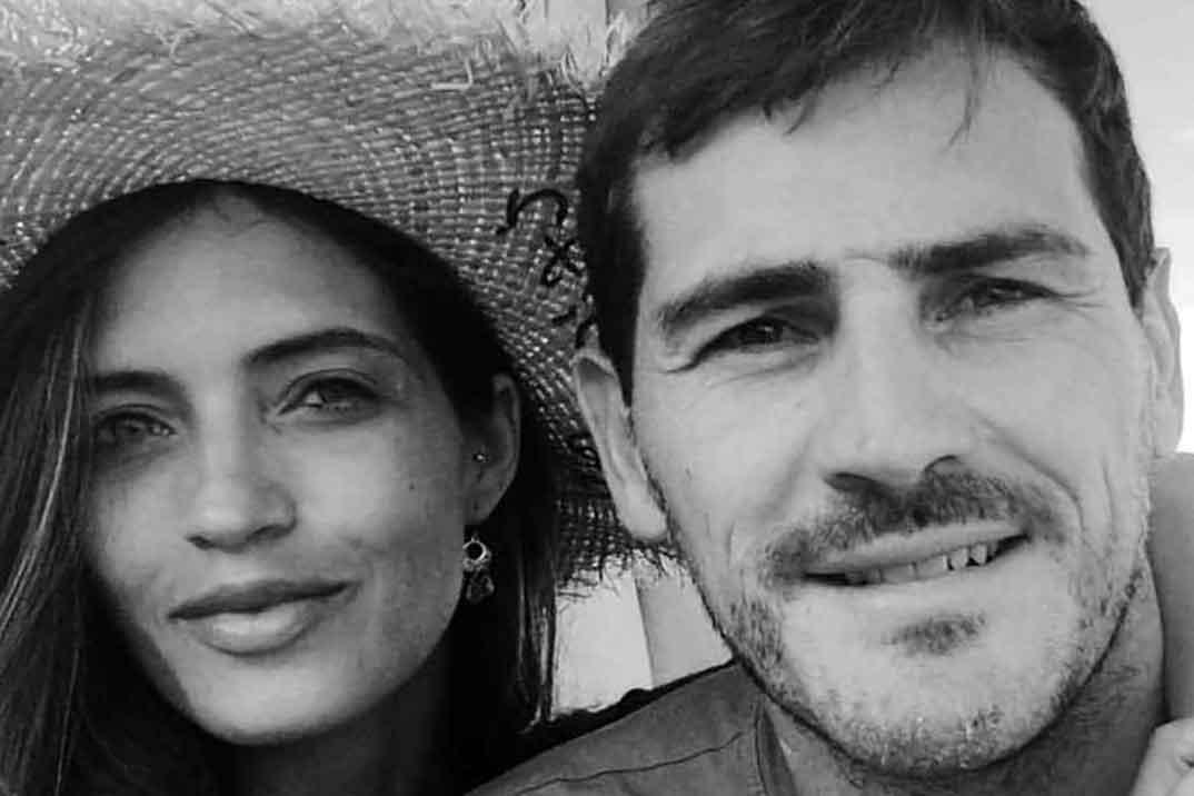 Iker Casillas y Sara Carbonero © Redes Sociales
