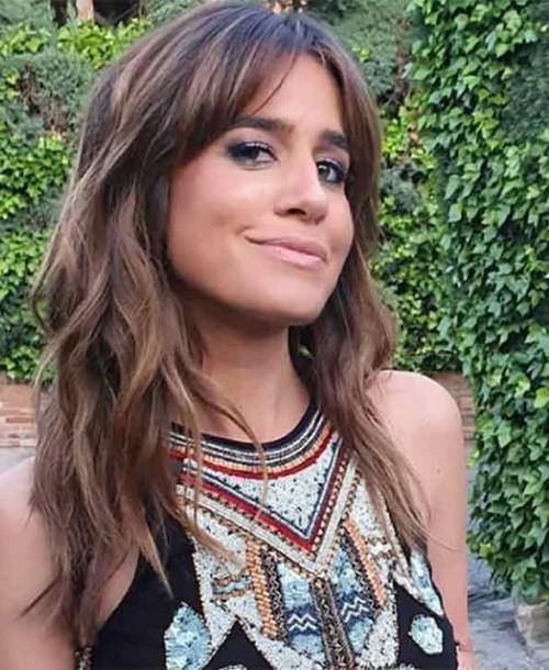 Isabel Jiménez confirma que está embarazada de 20 semanas