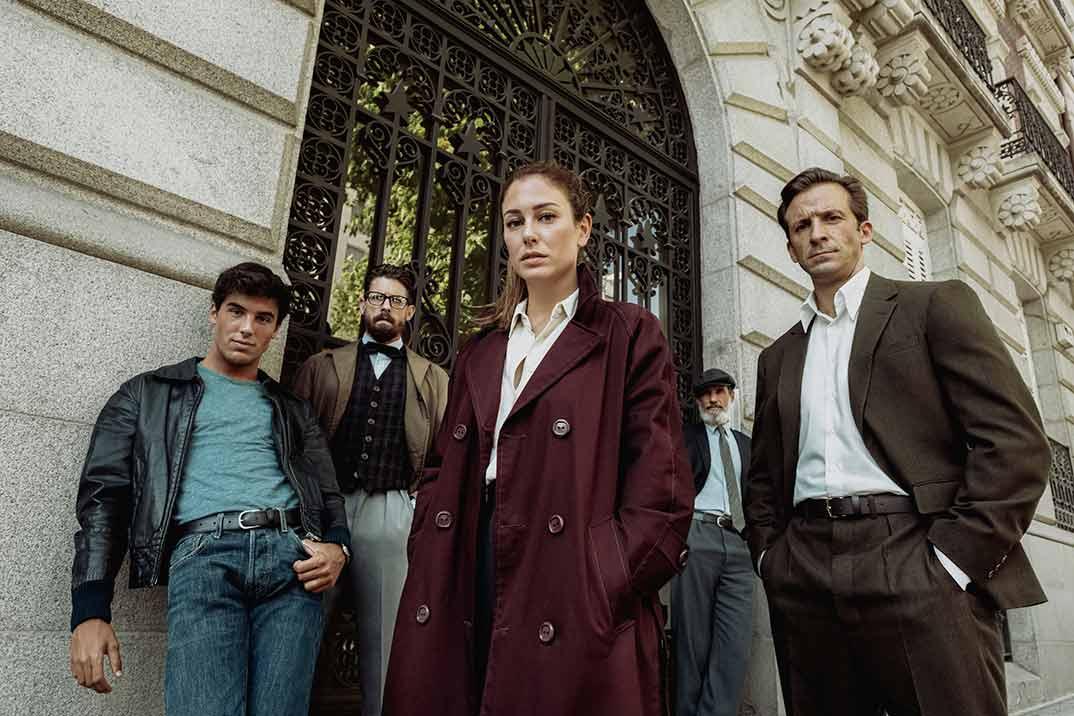 Jaguar, la nueva serie protagonizada por Blanca Suárez inicia su rodaje