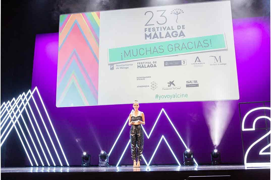 Juana Acosta © Festival de Cine de Málaga 2020