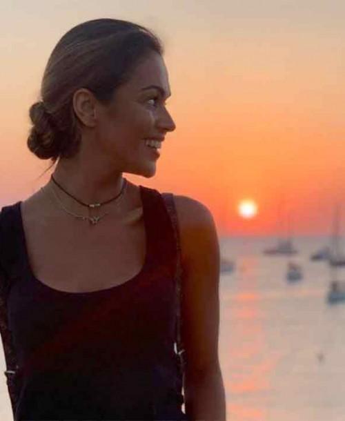 Lara Álvarez, enamorada de nuevo