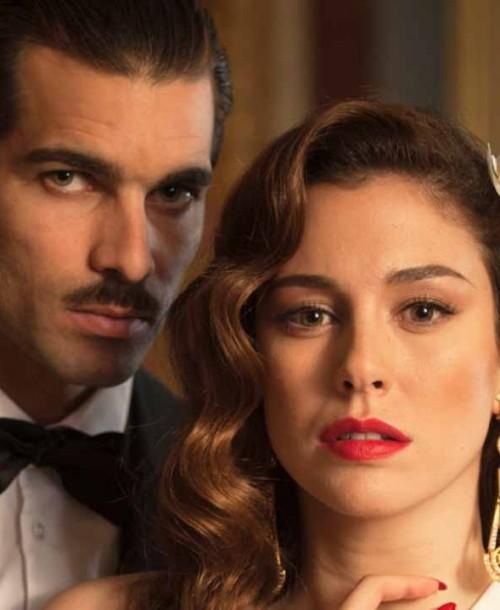 """""""Lo que escondían sus ojos"""" con Blanca Suárez y Rubén Cortada esta noche en Telecinco"""