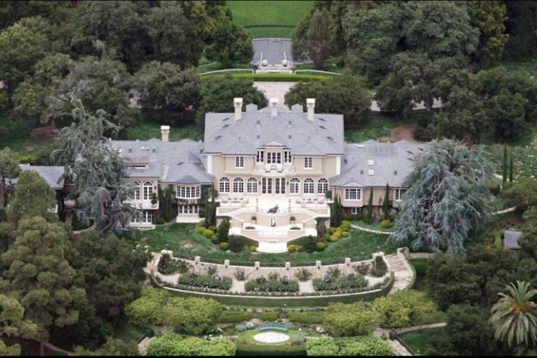 mansion oprah