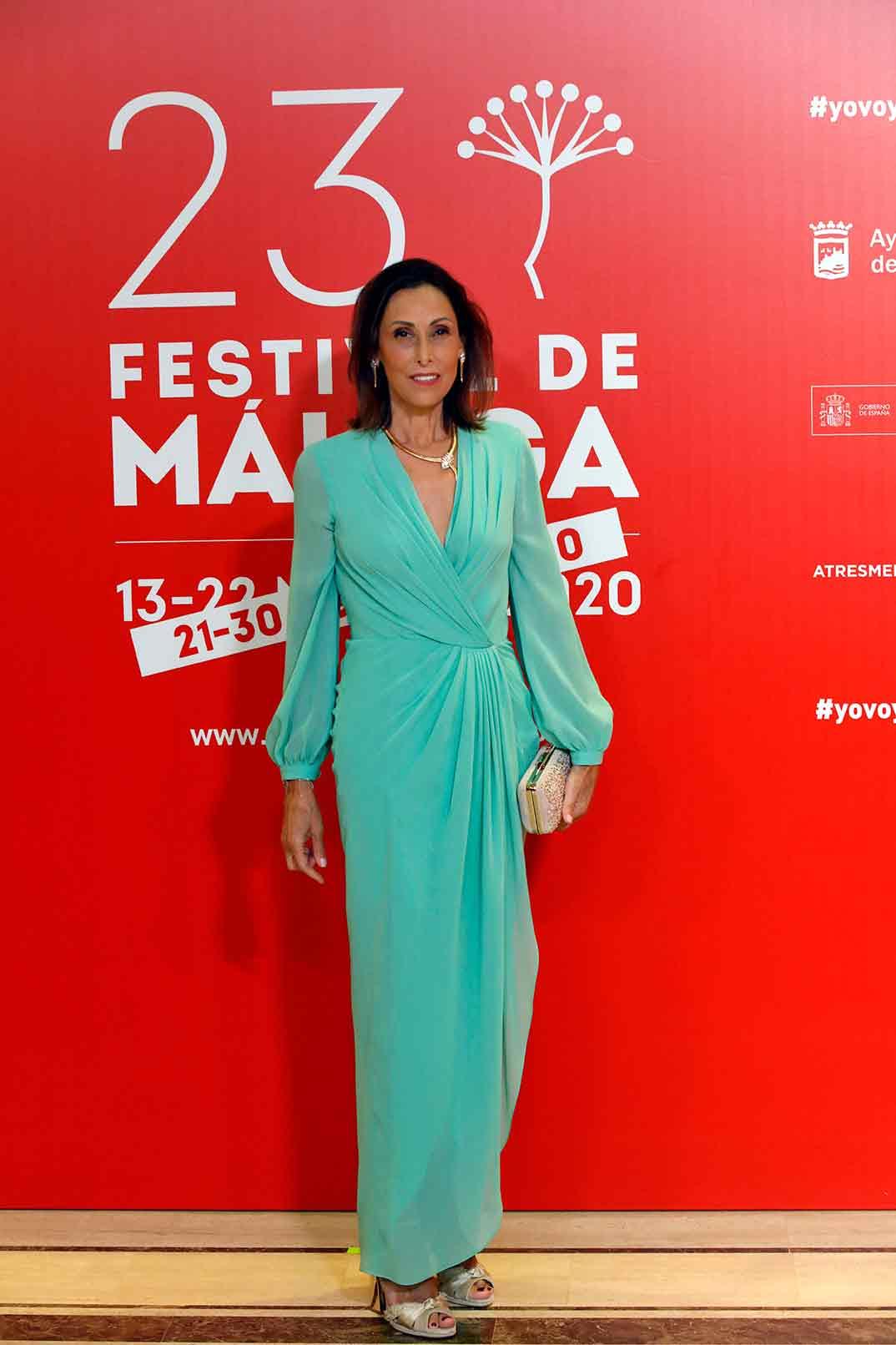 María Barranco © Festival de Cine de Málaga 2020