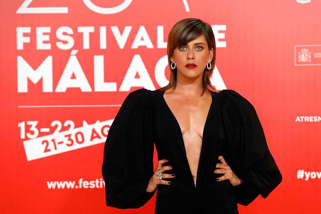 La alfombra roja de la clausura del Festival de Málaga 2020