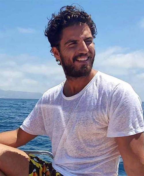 Maxi Iglesias se incorpora al rodaje de 'La cocinera de Castamar'