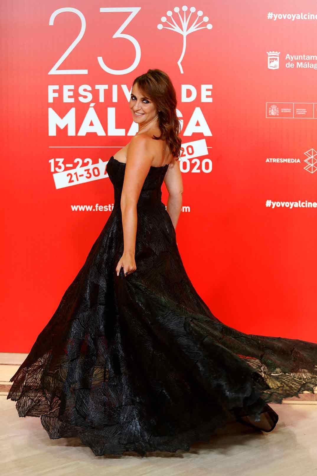 Melanie Olivares © Festival de Cine de Málaga 2020