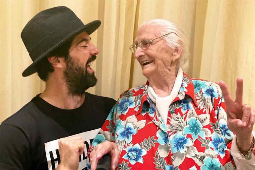 Miguel Ángel Muñoz hace realidad su sueño de la mano de la tata Luisa