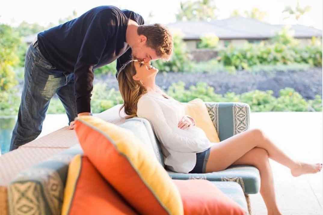 La espectacular 'baby shower' de Pau Gasol y Cat McDonnell