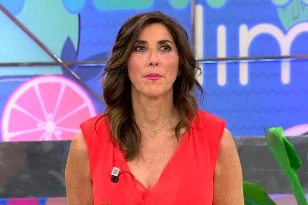 Paz Padilla deja Zahara de los Atunes, un mes después de la muerte de su marido