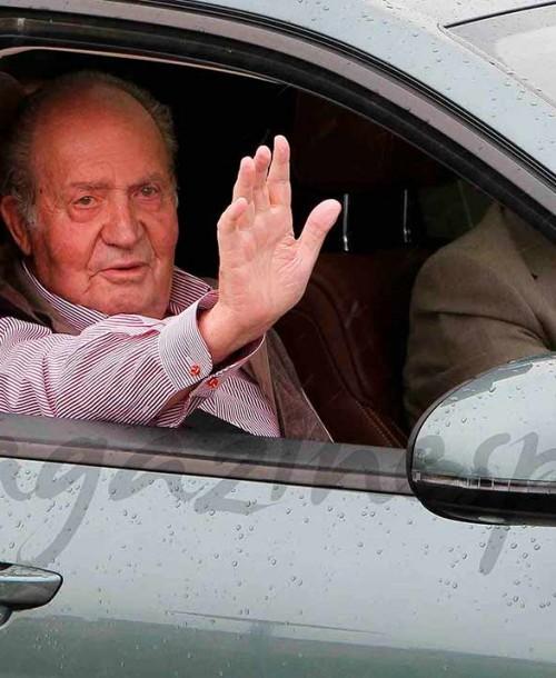 El Rey Juan Carlos desvela el motivo por el que no regresa a España por Navidad