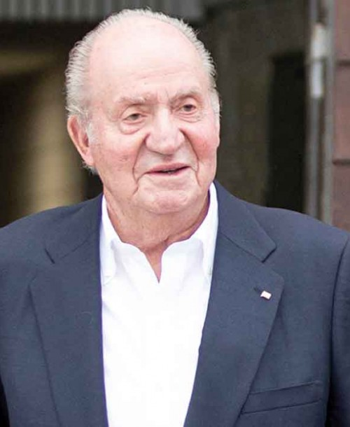 Casa Real confirma que el rey Juan Carlos está en Emiratos Árabes