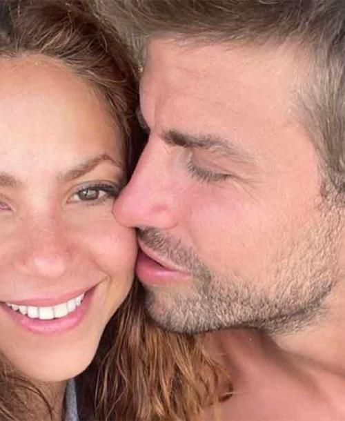 Las vacaciones de lujo de Shakira y Piqué con sus hijos en Maldivas