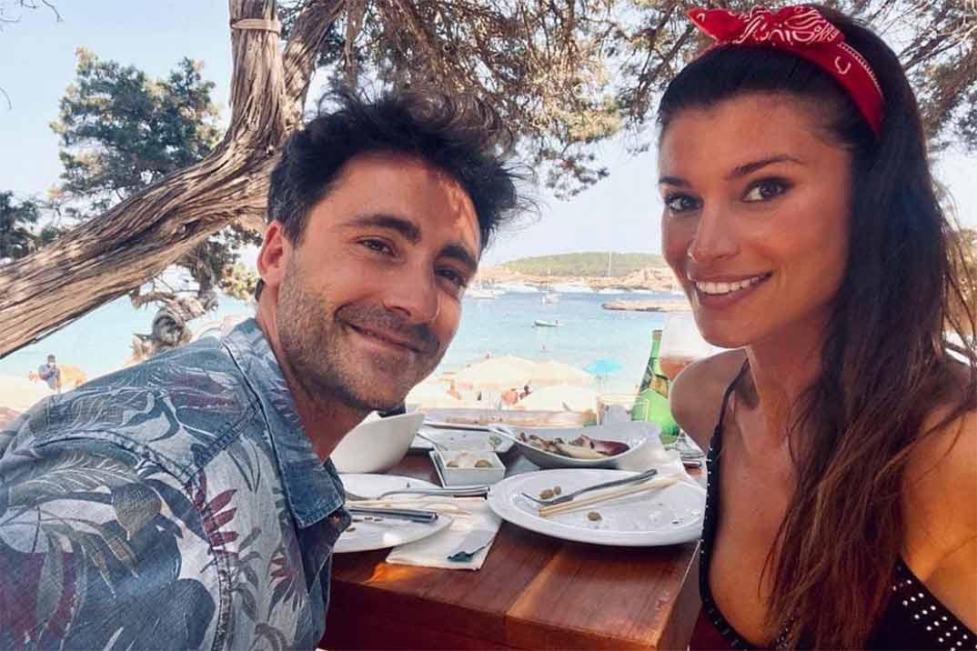 Sonia Ferrer y Pablo Nieto confirman su relación