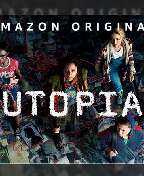 'Utopía' – Estreno en Amazon Prime Video del retorcido thriller conspirativo sobre salvar el mundo