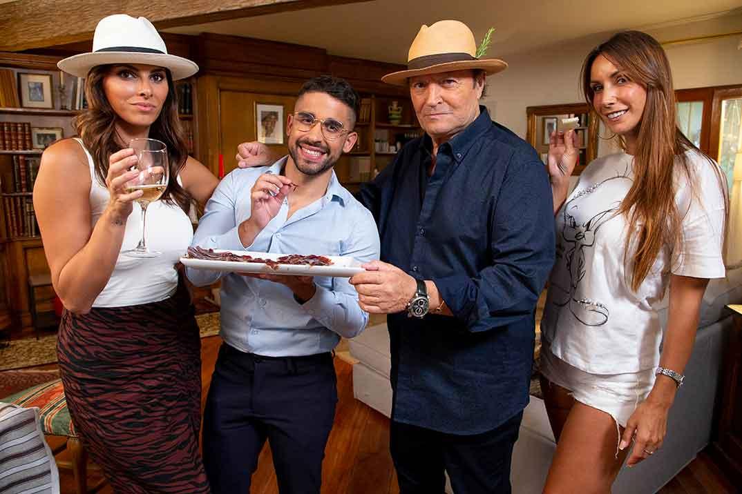 'Ven a cenar conmigo: Gourmet Edition' regresa con Irene Rosales, Fani y Amador Mohedano