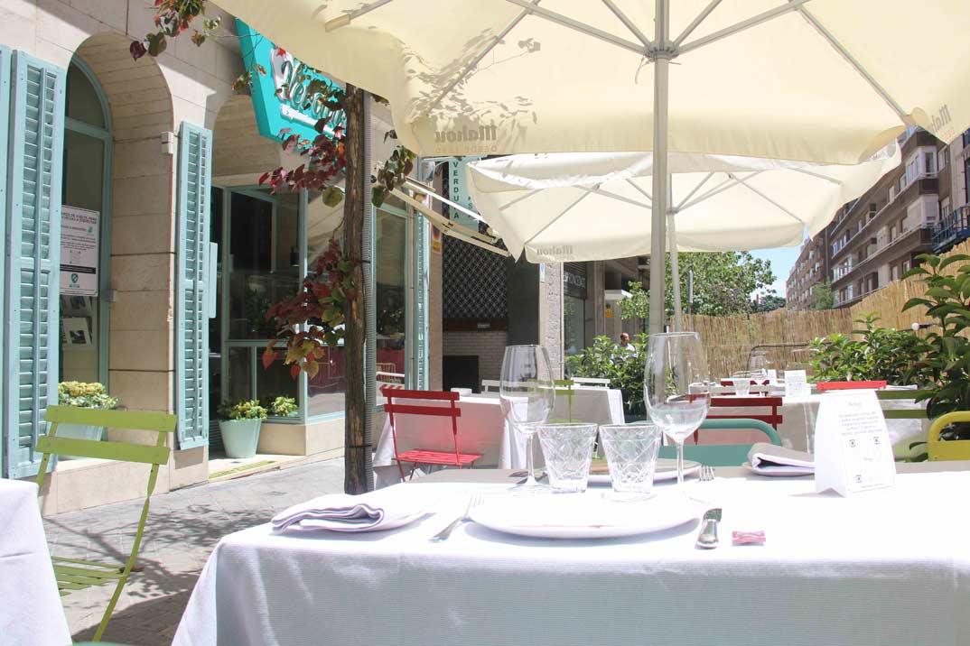 Las mejores terrazas de Madrid para disfrutar de la buena gastronomía este verano