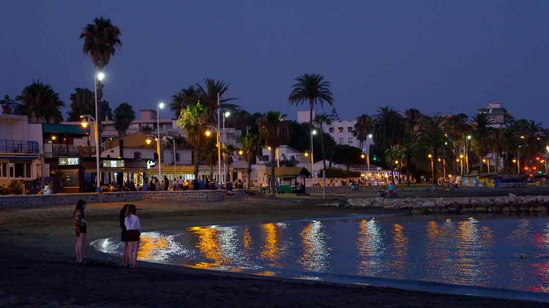 Viajeros Cuatro - Málaga © Mediaset