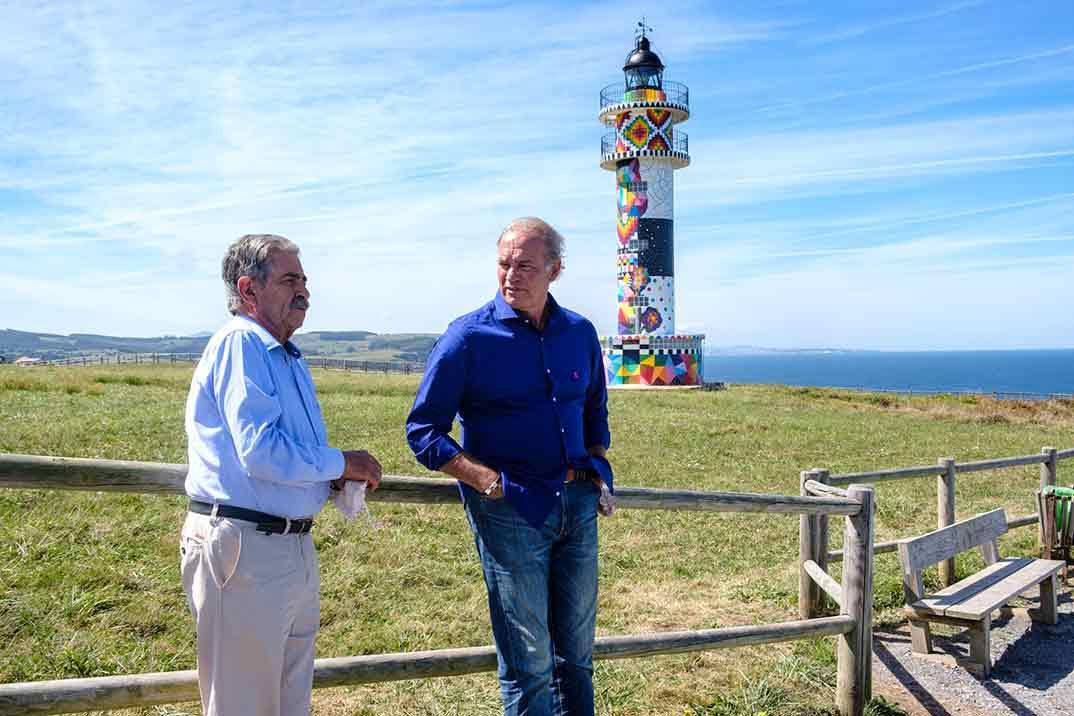 Bertín Osborne regresa a Cantabria para mostrar la faceta más íntima de Miguel Ángel Revilla