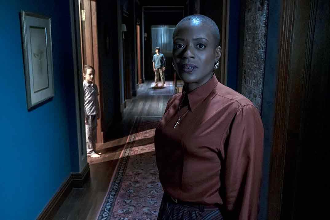La maldición de Bly Manor © Netflix