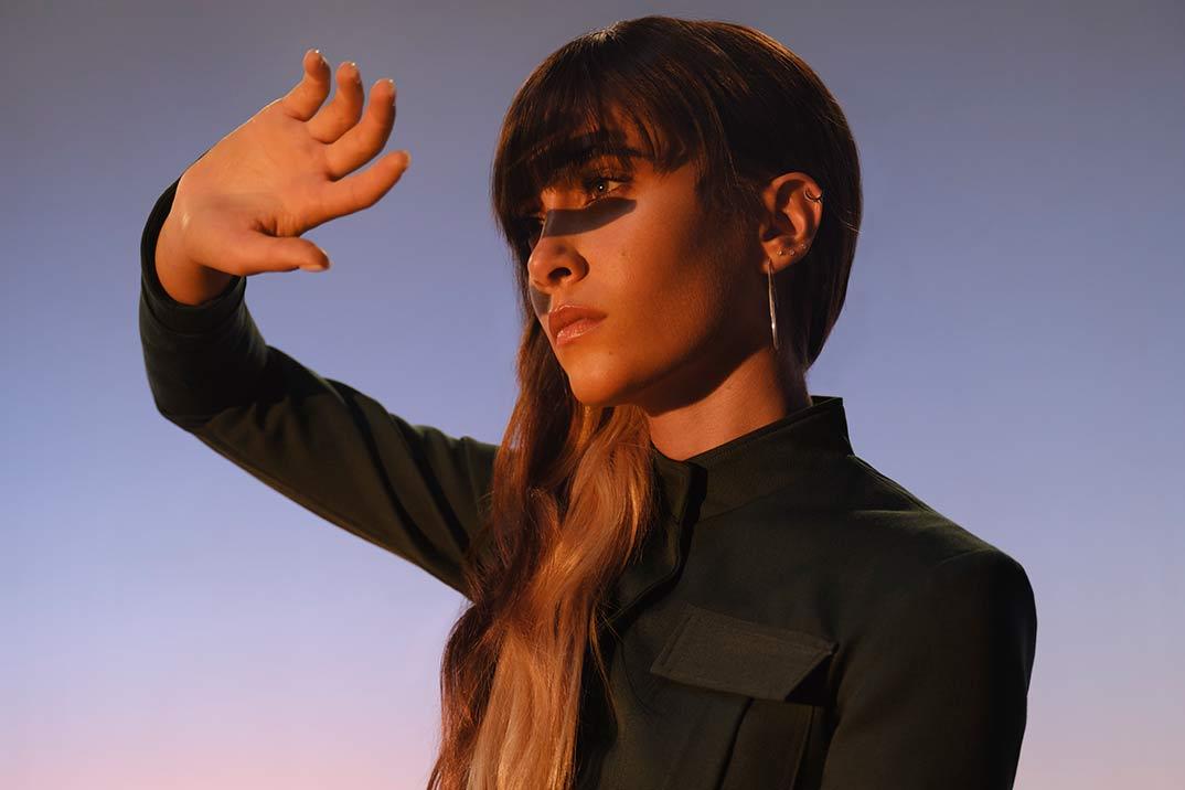 Aitana interpretará el tema principal de 'Mas allá de la luna'
