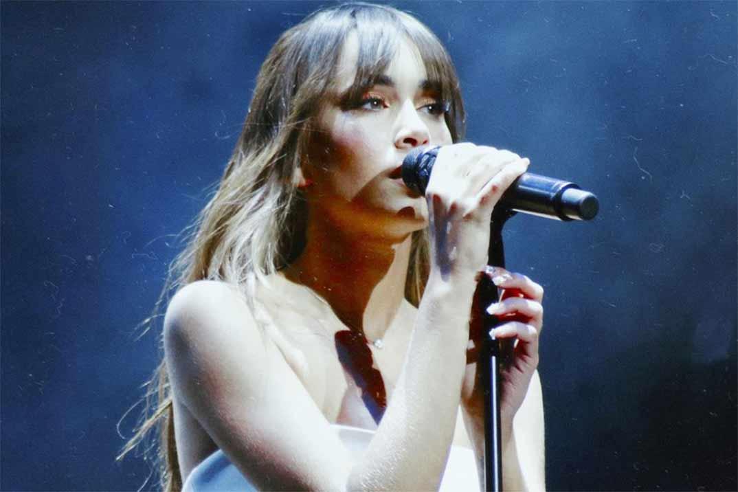 La emoción de Aitana por su nominación a los Grammy Latinos