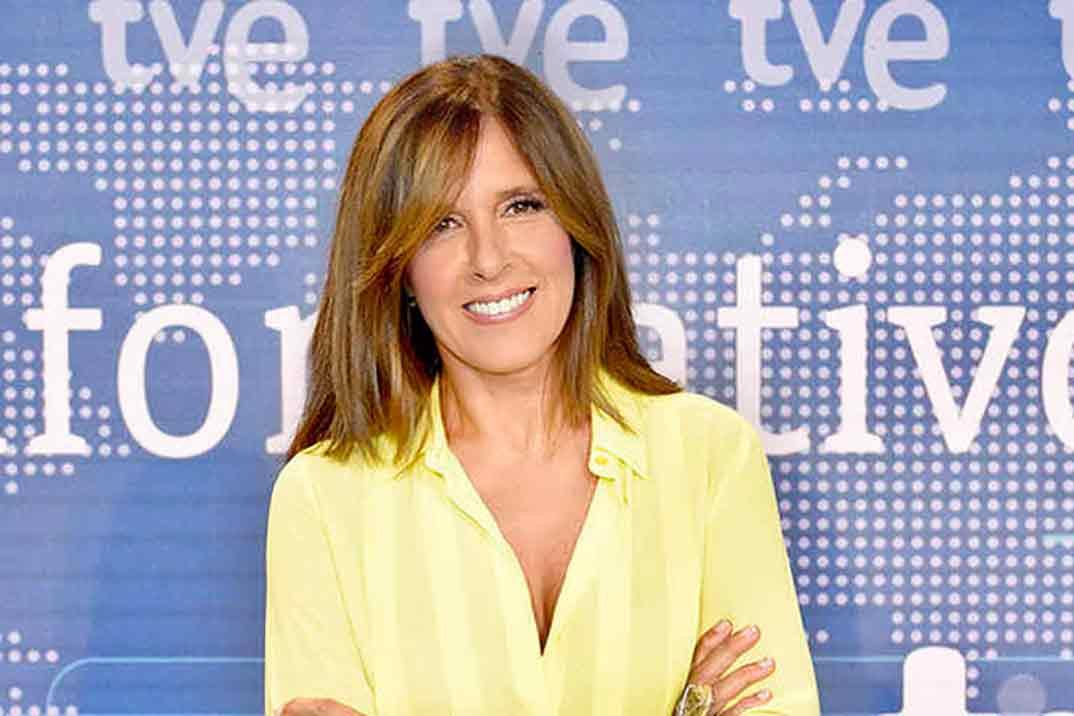 Ana Blanco revoluciona las redes por su 30 aniversario en TVE