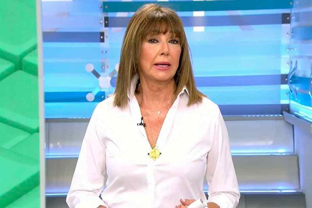 Ana Rosa Quintana sorprende con su nuevo look