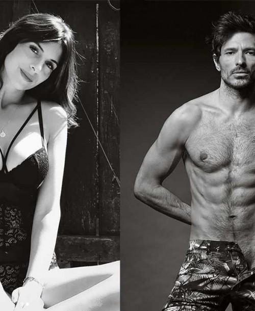 Andrés Velencoso enamorado de la presentadora y actriz Paula Gómez