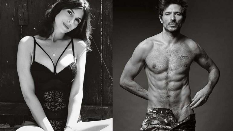 Andrés Velencoso y Paula Gómez © Instagram