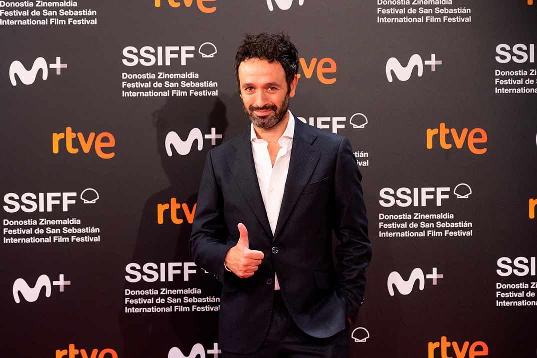 Rodrigo Sorogoyen - Antidisturbios - Festival de Cine de San Sebastián © Movistar+