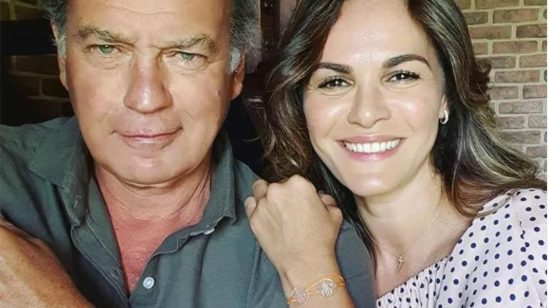 Bertín Osborne y Fabiola Martínez © Instagram