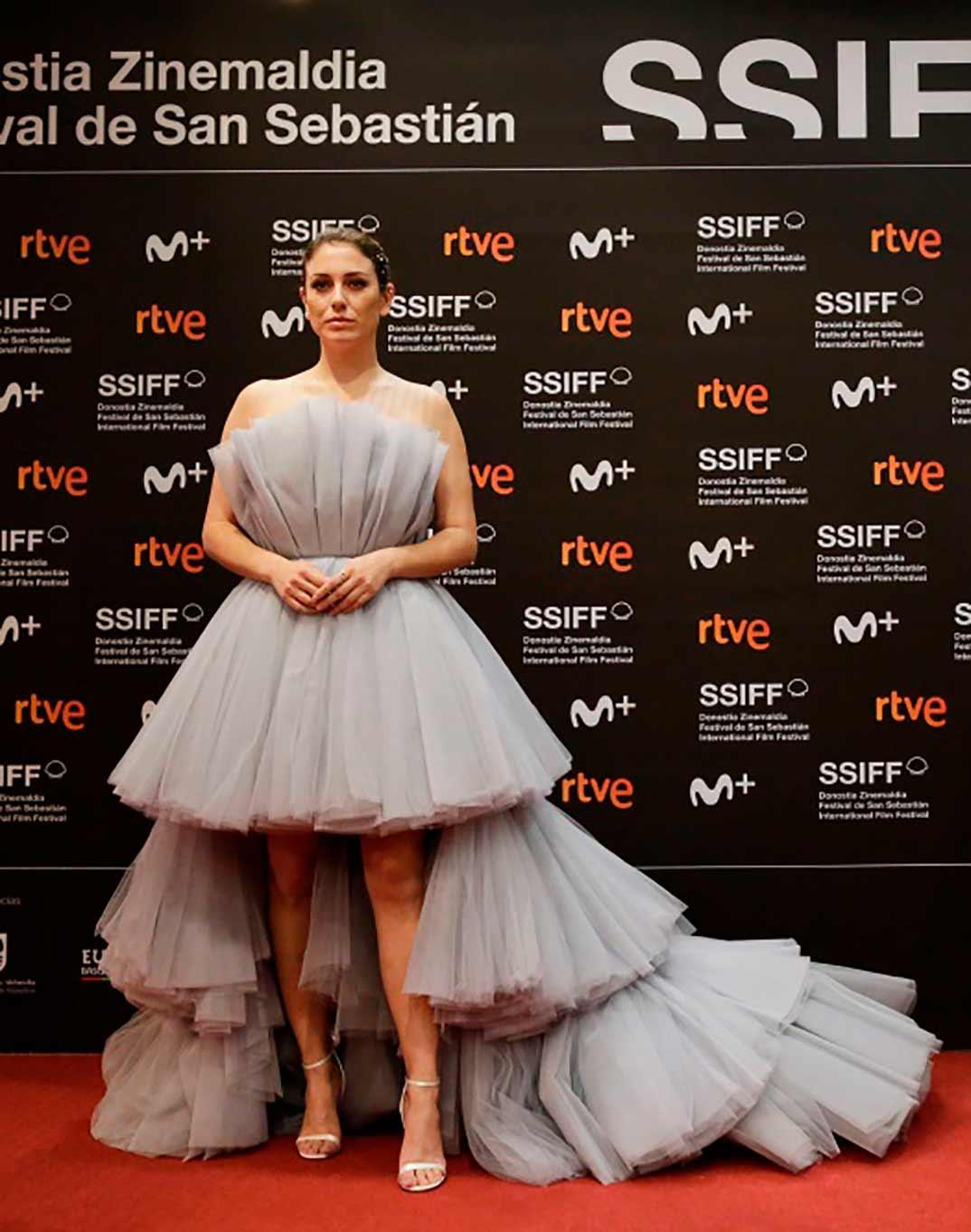 Blanca Suárez © Festival de Cine de San Sebastián