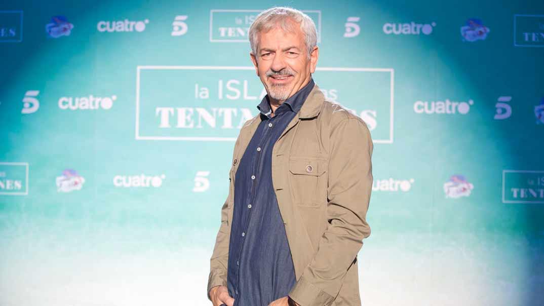 Carlos Sobera - La isla de las tentaciones © Telecinco