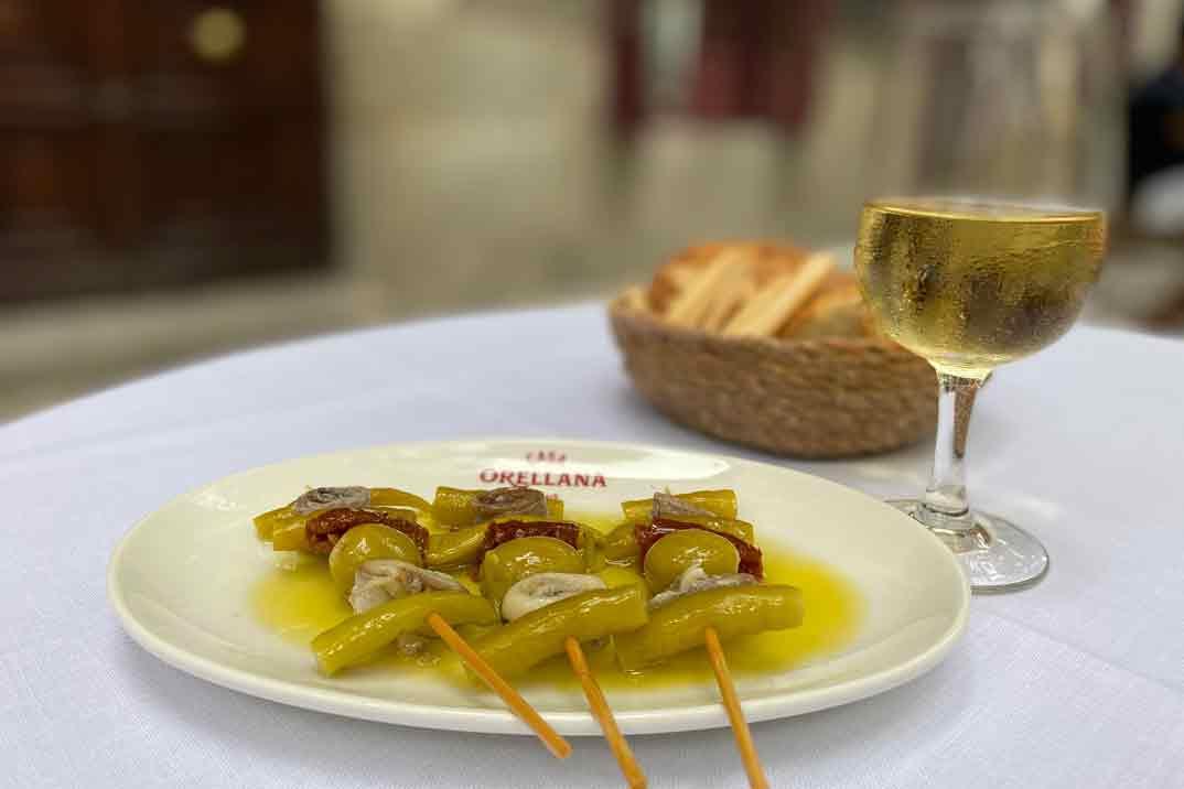 Restaurante Casa Orellana: comida de siempre en pleno barrio de Las Salesas