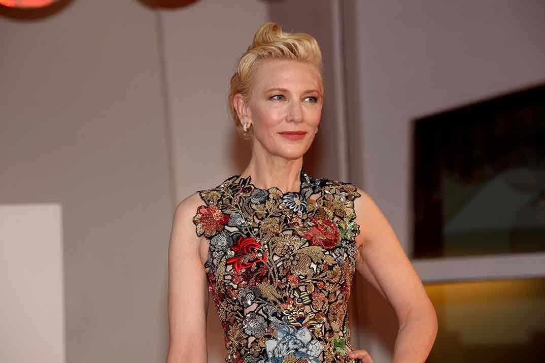 Cate Blanchett - Festival de cine de Venecia ©La Biennale di Venezia Foto ASAC, photo by Giorgio Zucchiatti