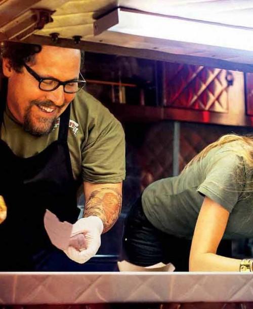 """""""Chef"""" con Jon Favreau y Sofía Vergara esta noche en La 1"""