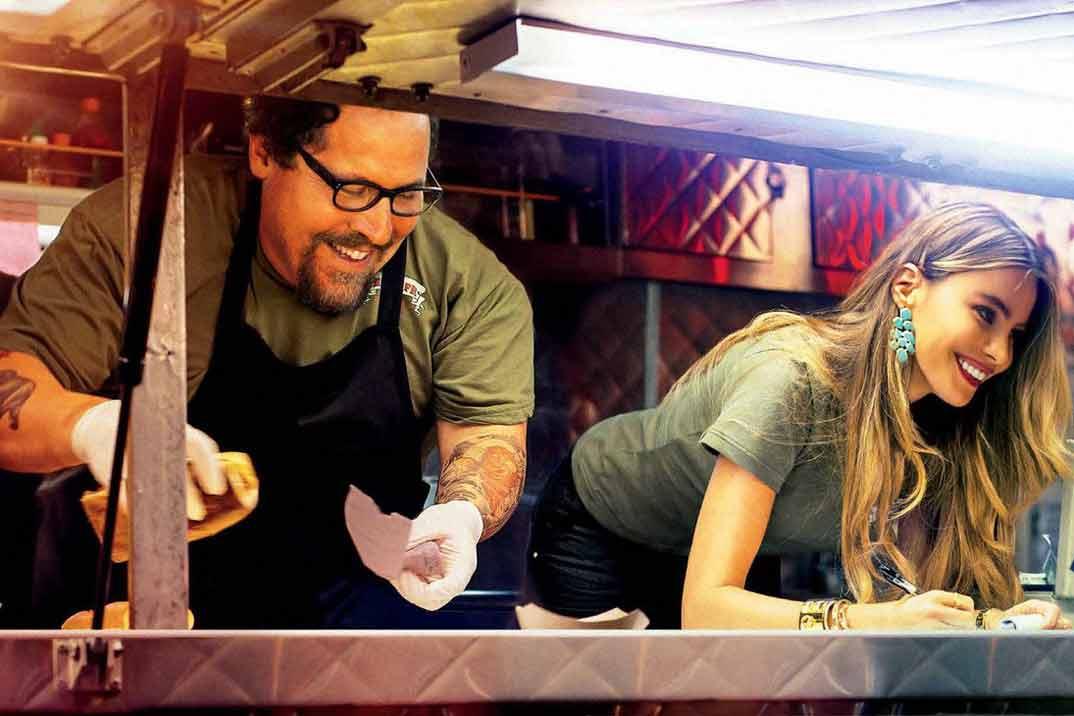 «Chef» con Jon Favreau y Sofía Vergara esta noche en La 1