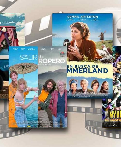 Estrenos de Cine de la Semana… 11 de Septiembre 2020
