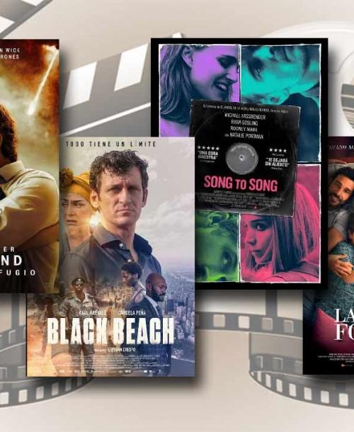 Estrenos de Cine de la Semana… 25 de Septiembre 2020