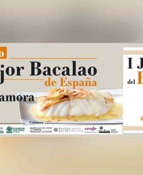 Concurso El Mejor Bacalao de España 2020: Gran Final en Zamora